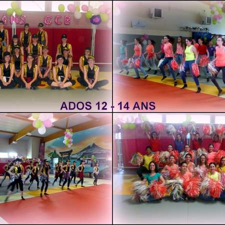 40 ANS DU GYM CLUB BONDEVILLAIS